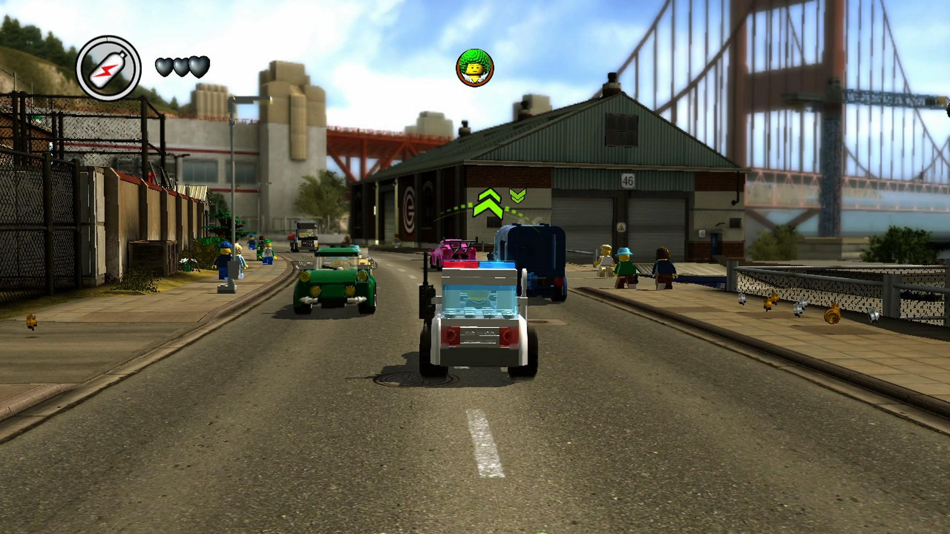 Lego city прохождения игры