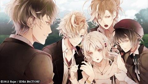 Братья муками из аниме дьявольские возлюбленные фото
