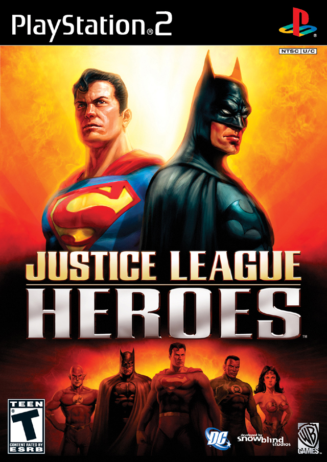 Justice League Heroes Xbox Ps3 Pc jtag rgh dvd iso Xbox360 Wii Nintendo Mac Linux