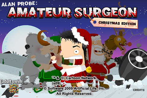 Amateur Surgeon Christmas Edition