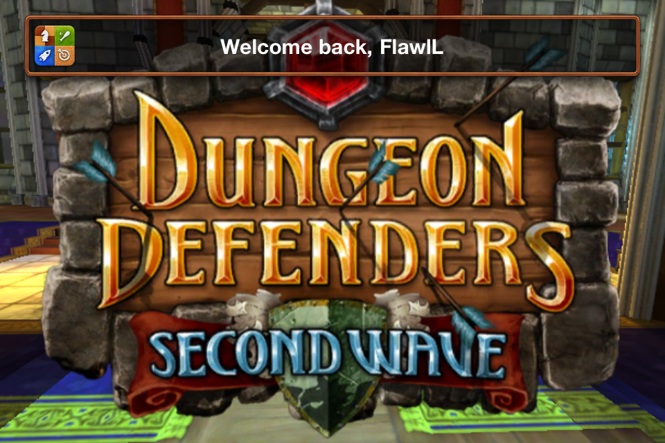 Скриншоты игры Dungeon defenders: Second wave для iPhone, iPod, iPad. Игро