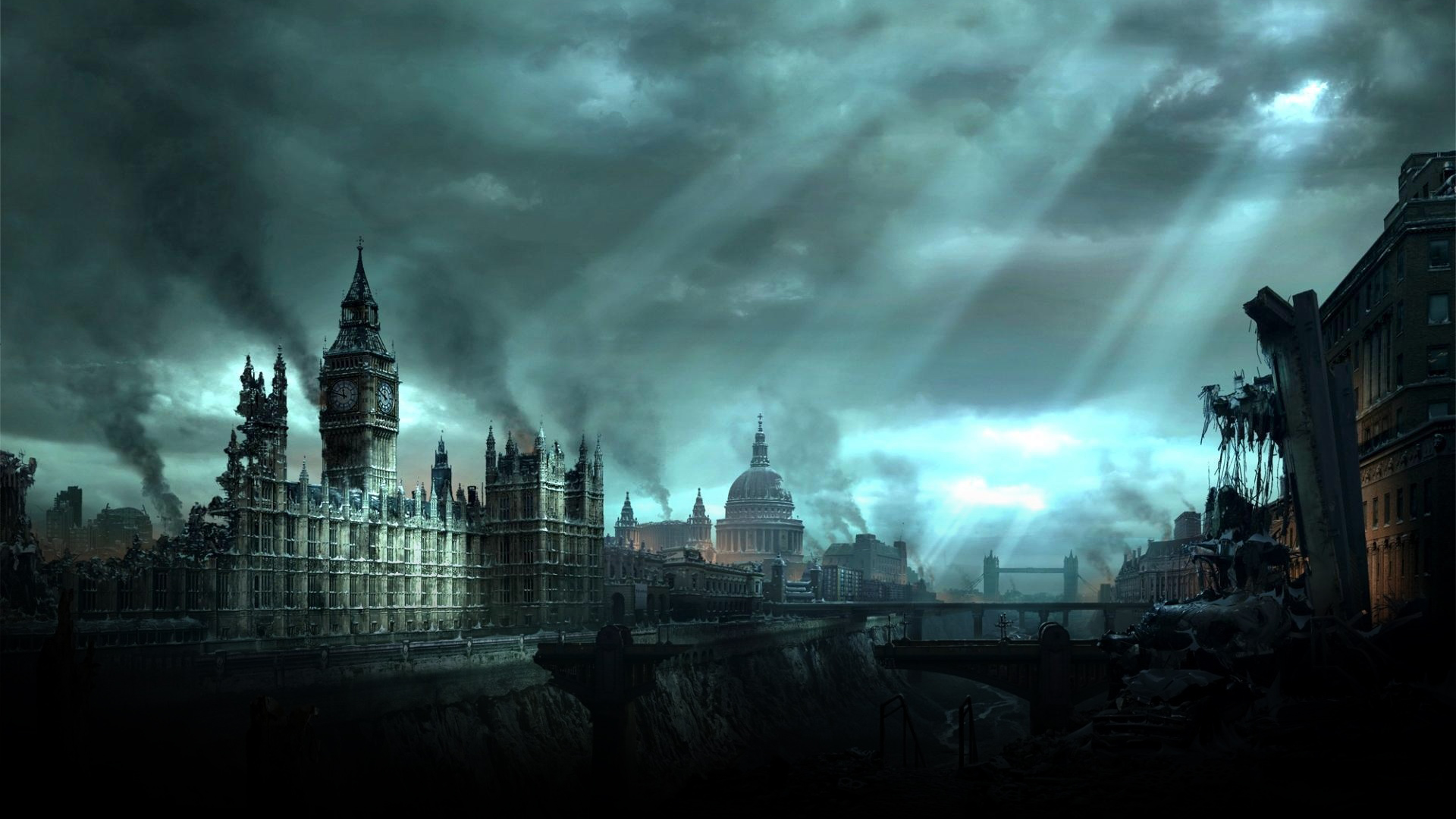 Google themes london - London