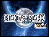 Phantasy Star Zero Mini