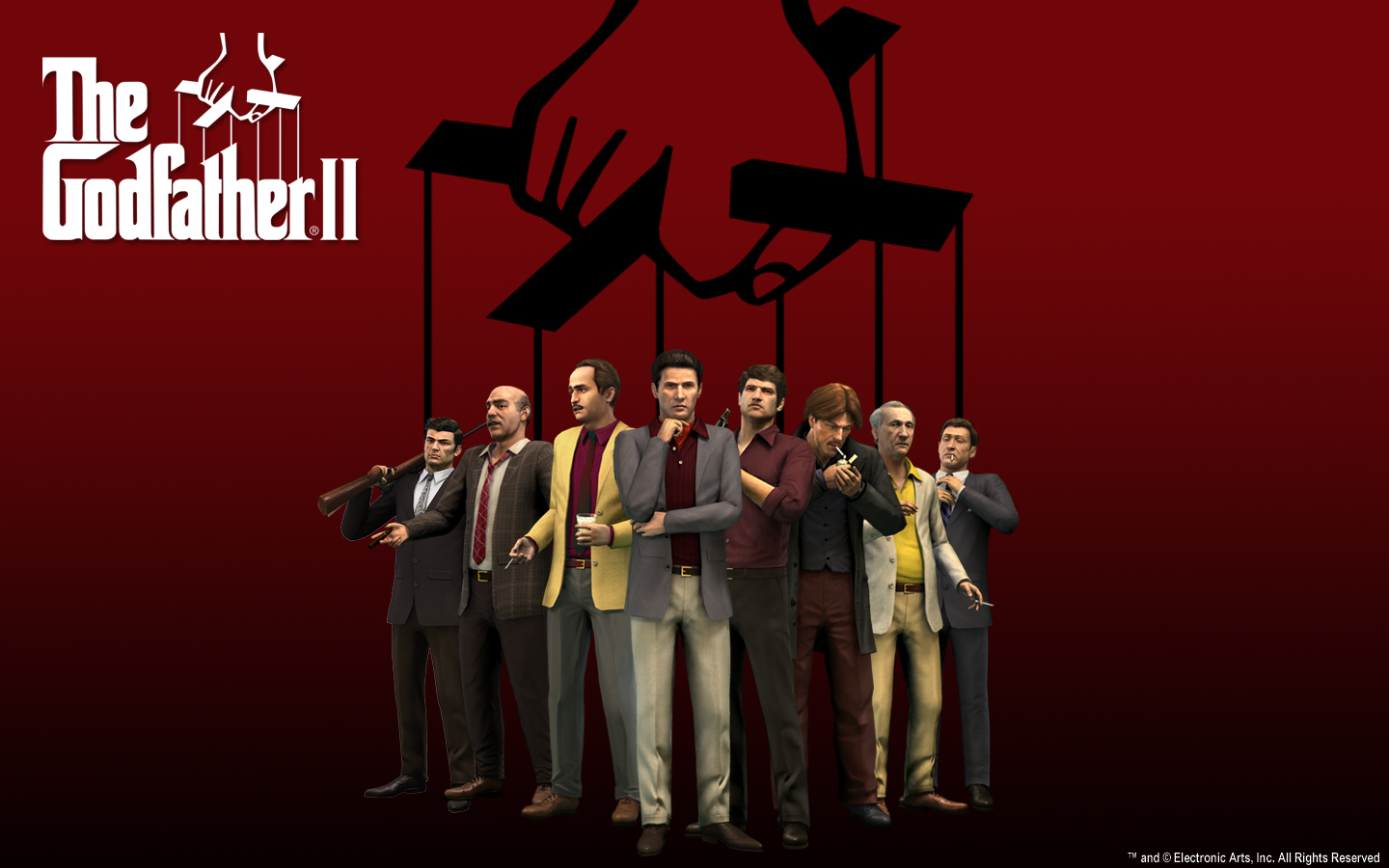 godfather 2 game wallpaper full hd wallpapers