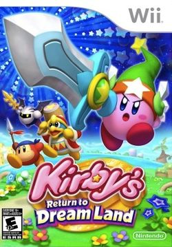 Kirby Returns to Dreamland