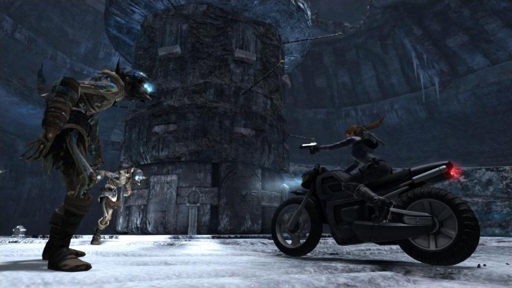 Tomb raider игра underworld скачать торрент