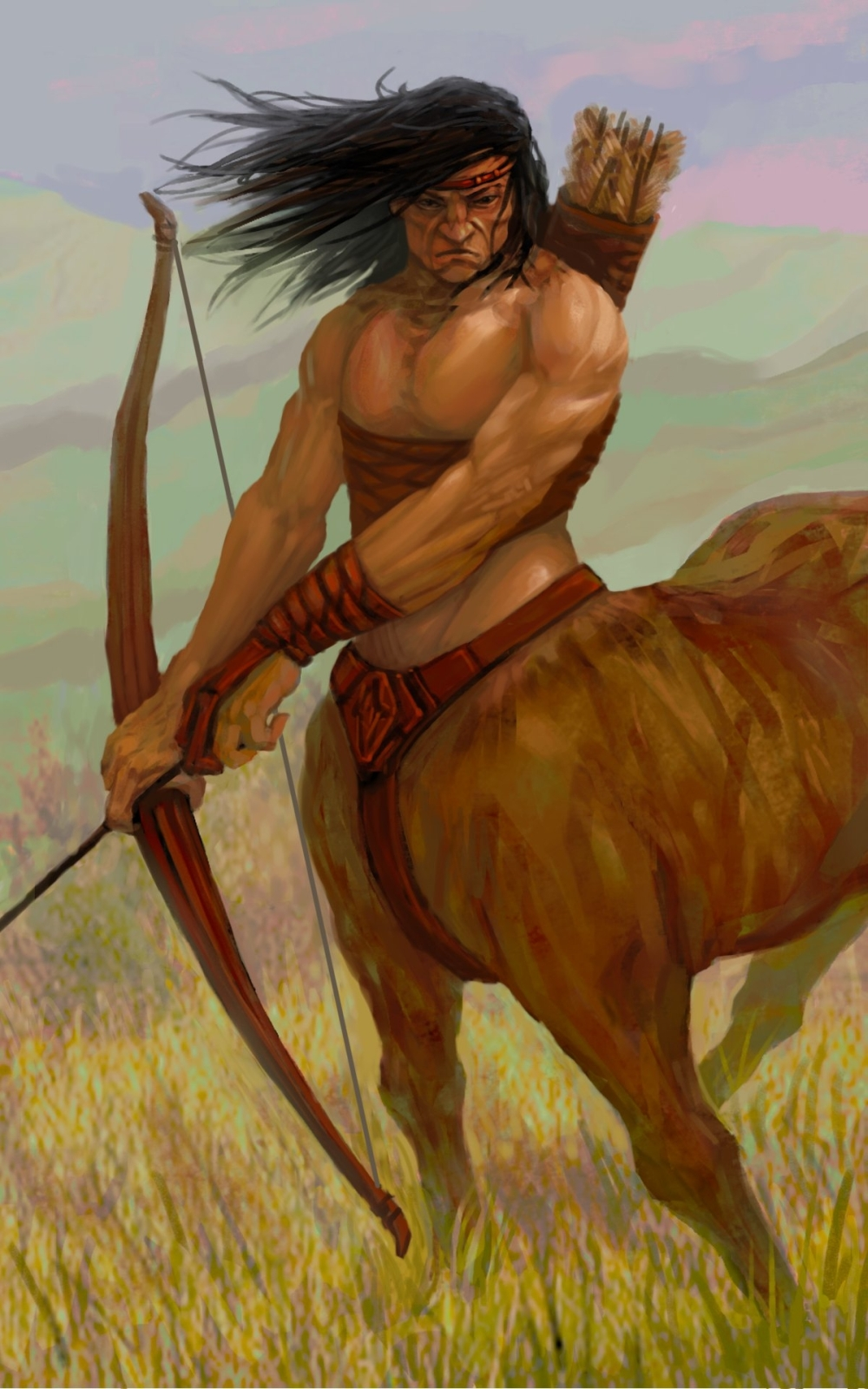 Hot centaur sexy images