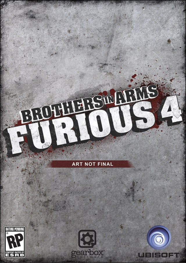 Brothers in Arms: Furious 4 (Отменена)