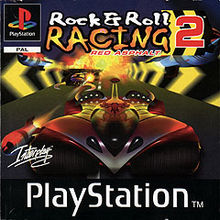 Rock & Roll Racing 2: Red Asphalt