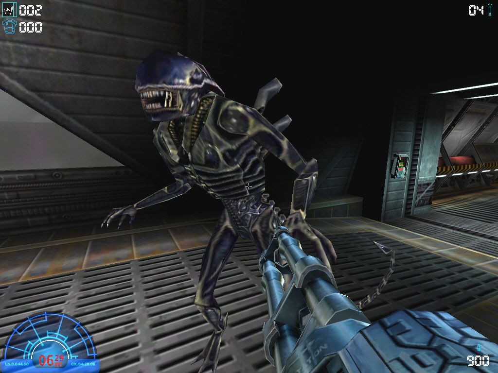 Aliens vs predator: swarm map pack