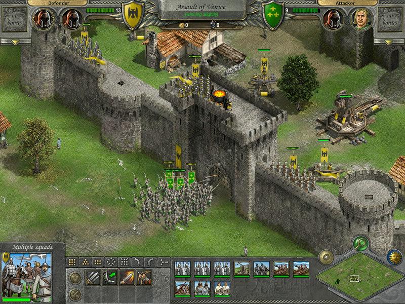 стратегии онлайн бесплатно защита королевства