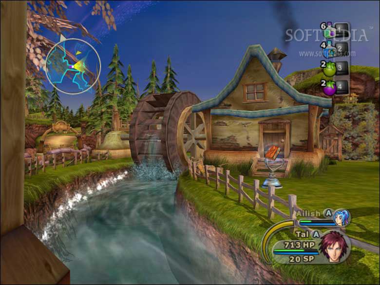 Sudeki Прохождение Игры