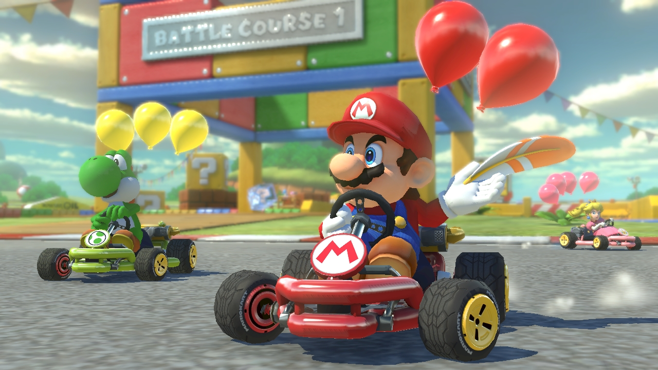 Mario kart 8 matchmaking with friends