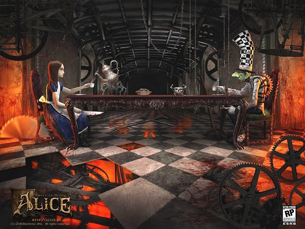 игра Alice American Mcgee скачать торрент - фото 8