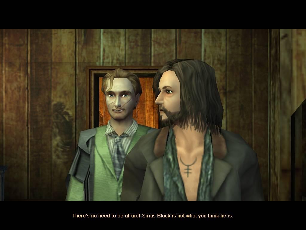 игру гарри поттер и узник азкабана