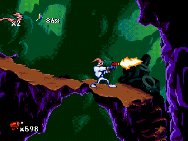 Earthworm jim (video game), lets play (album), (industry)