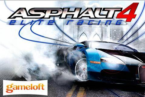 Asphalt 4: Elite Racing