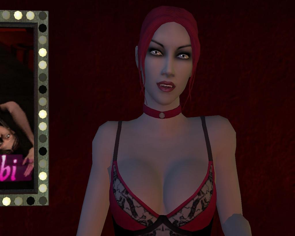 Vampire masquerade bloodlines sexy mod fucking photo