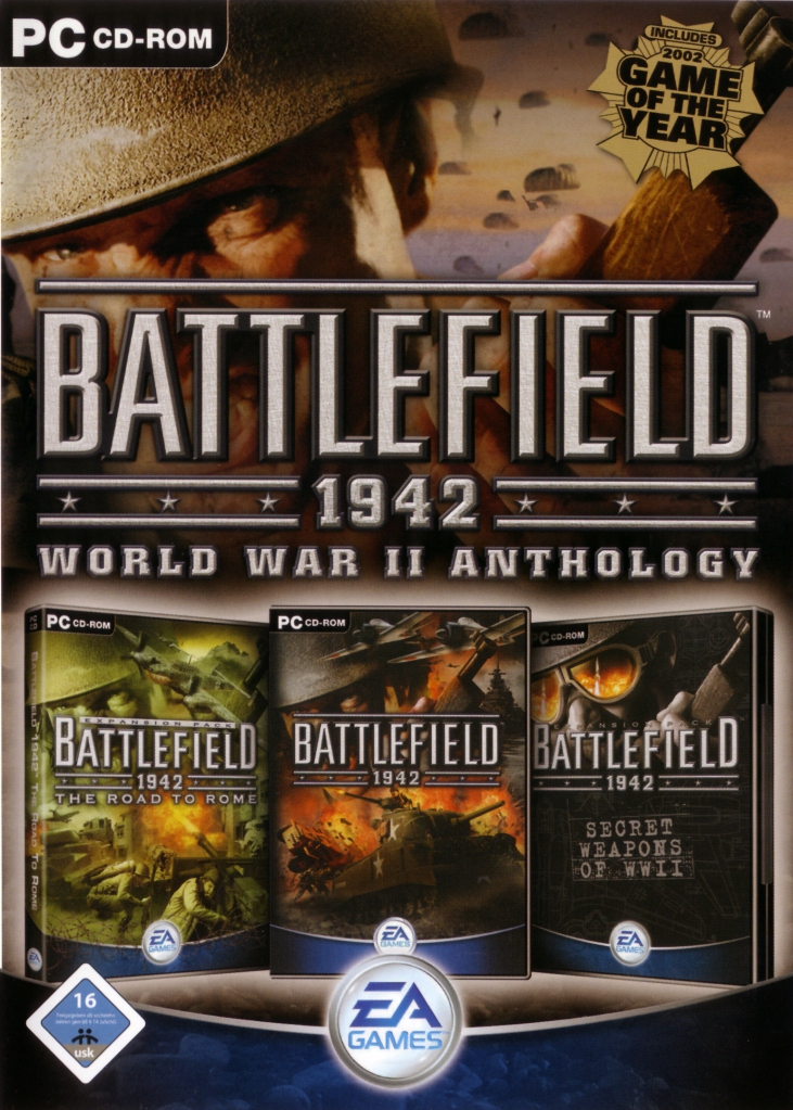 Battlefield 1942: the road to rome (us, 02/02/03)