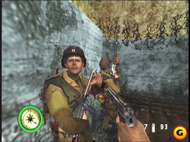 Medal Of Honor Frontline Xbox Cheats