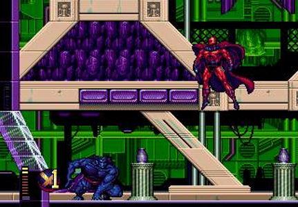 X-Men 2: Clone Wars . Прохождение X-Men 2: Clone Wars. Секреты X ...