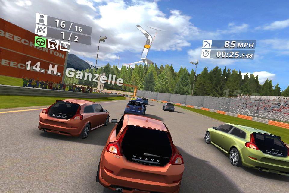 скачать игру Real Racing 2 - фото 10