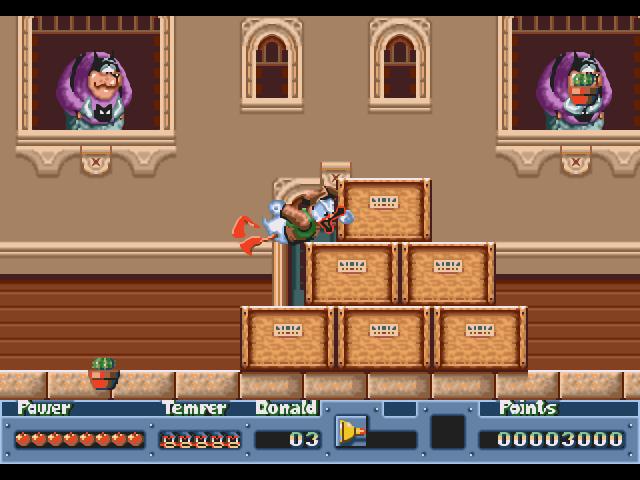 [Análise Retro Game] - QuackShot estrelando Pato Donald - Mega Drive B48158e2978976be03de04e658272f03