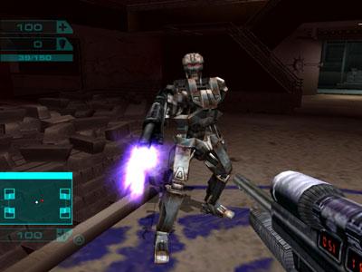 Прохождение Игры The Terminator Dawn Of Fate