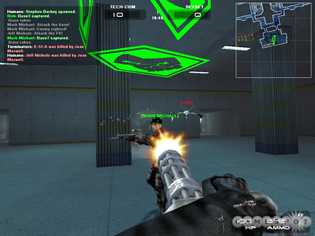 терминатор 3 игра на пк скачать торрент русская версия - фото 4