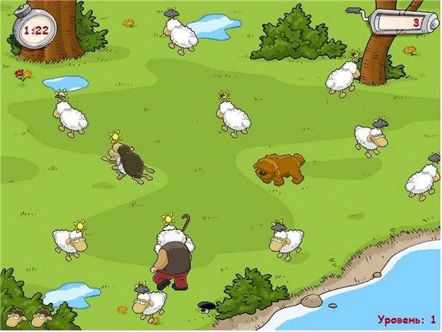 игра черный барашек трахает овечек
