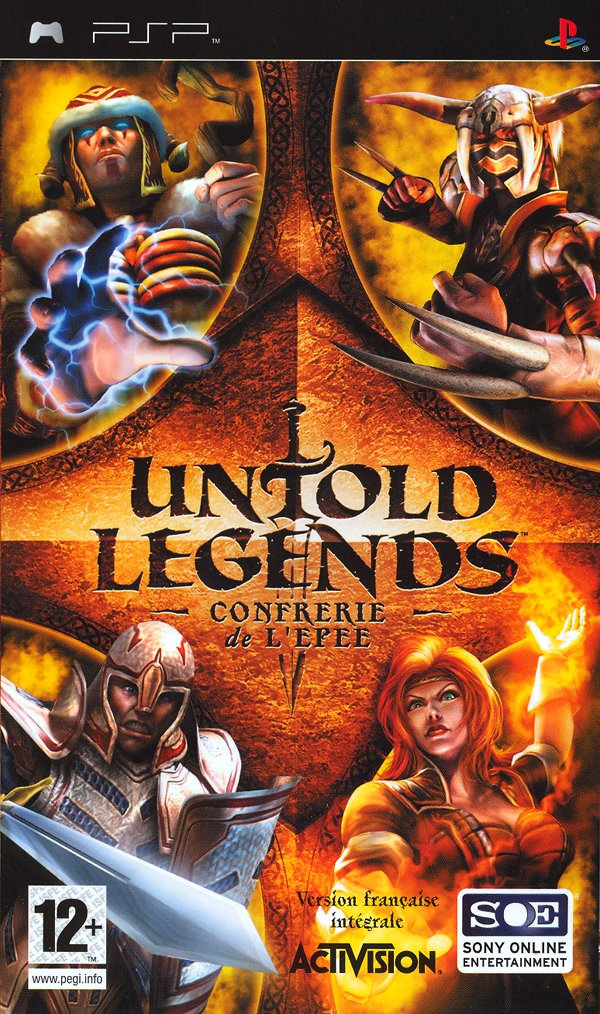Untold Legends: Brotherhood of the Blade