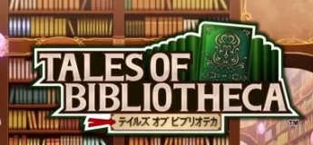 Tales of Bibliotheca