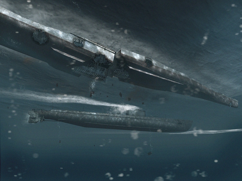 Uss narwhal mod for sh4.