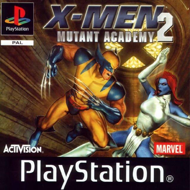X-Men: Mutant Academy 2 . Прохождение X-Men: Mutant Academy 2 ...