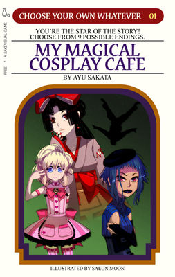 My magical cosplay cafe