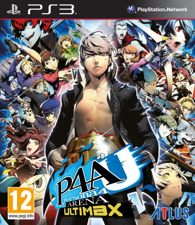 Persona 4: The Ultimax Ultra Suplex Hold