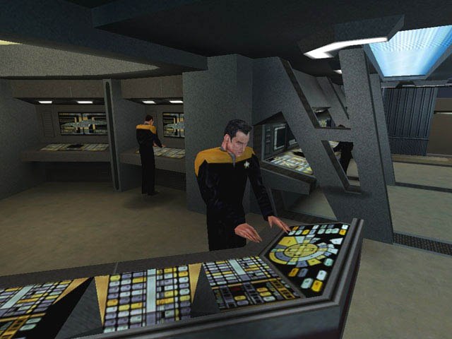 Star trek voyager elite force прохождение