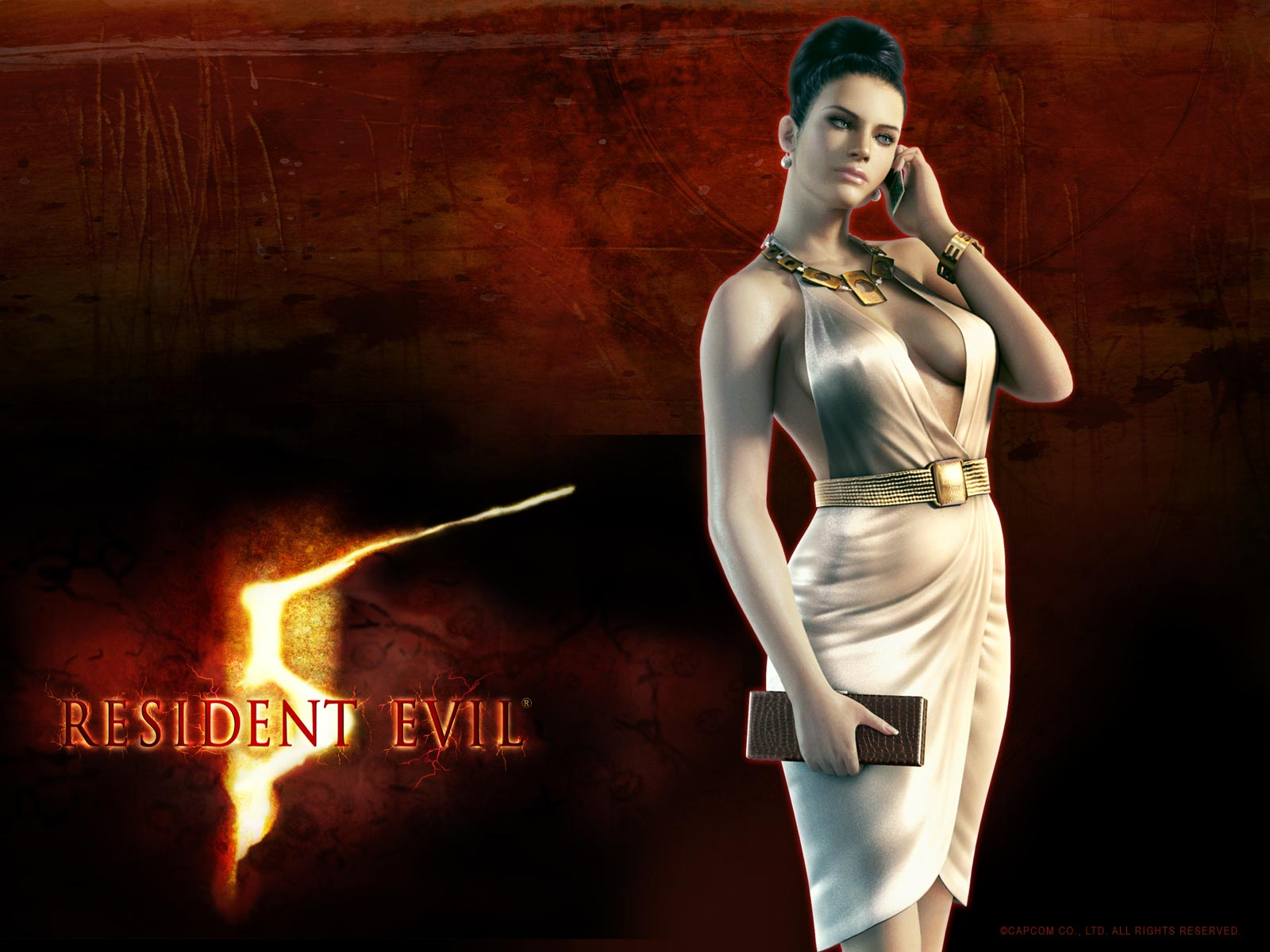 Resident evil 5 nuds girls pic adult scene