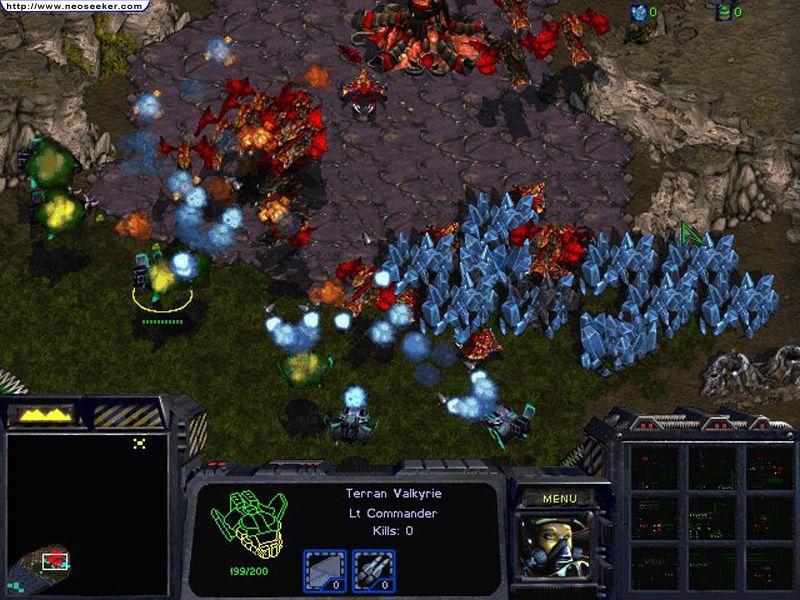 Собрание starcraft broodwar eng скачать через торрент.