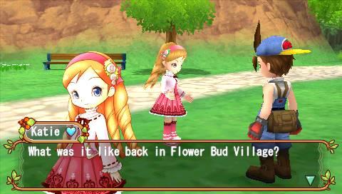 Harvest Moon: Hero of Leaf Valley   Прохождение Harvest Moon