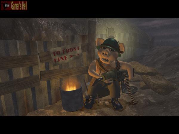 Hogs Of War Для Pc