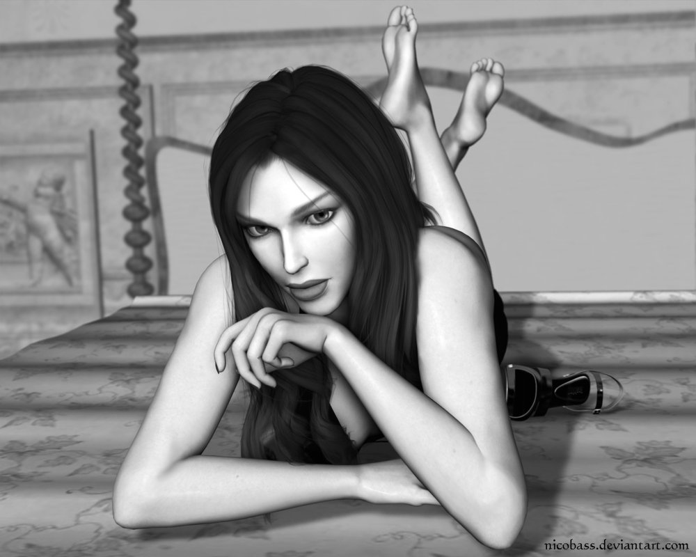Image hentaГЇ de lara croft sexy image