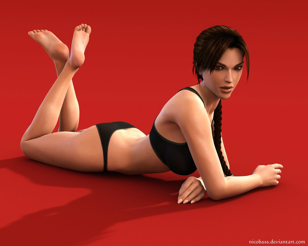 Lara croft nu fake smut download