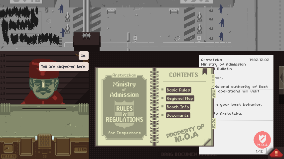 Papers Please игра скачать на русском - фото 11