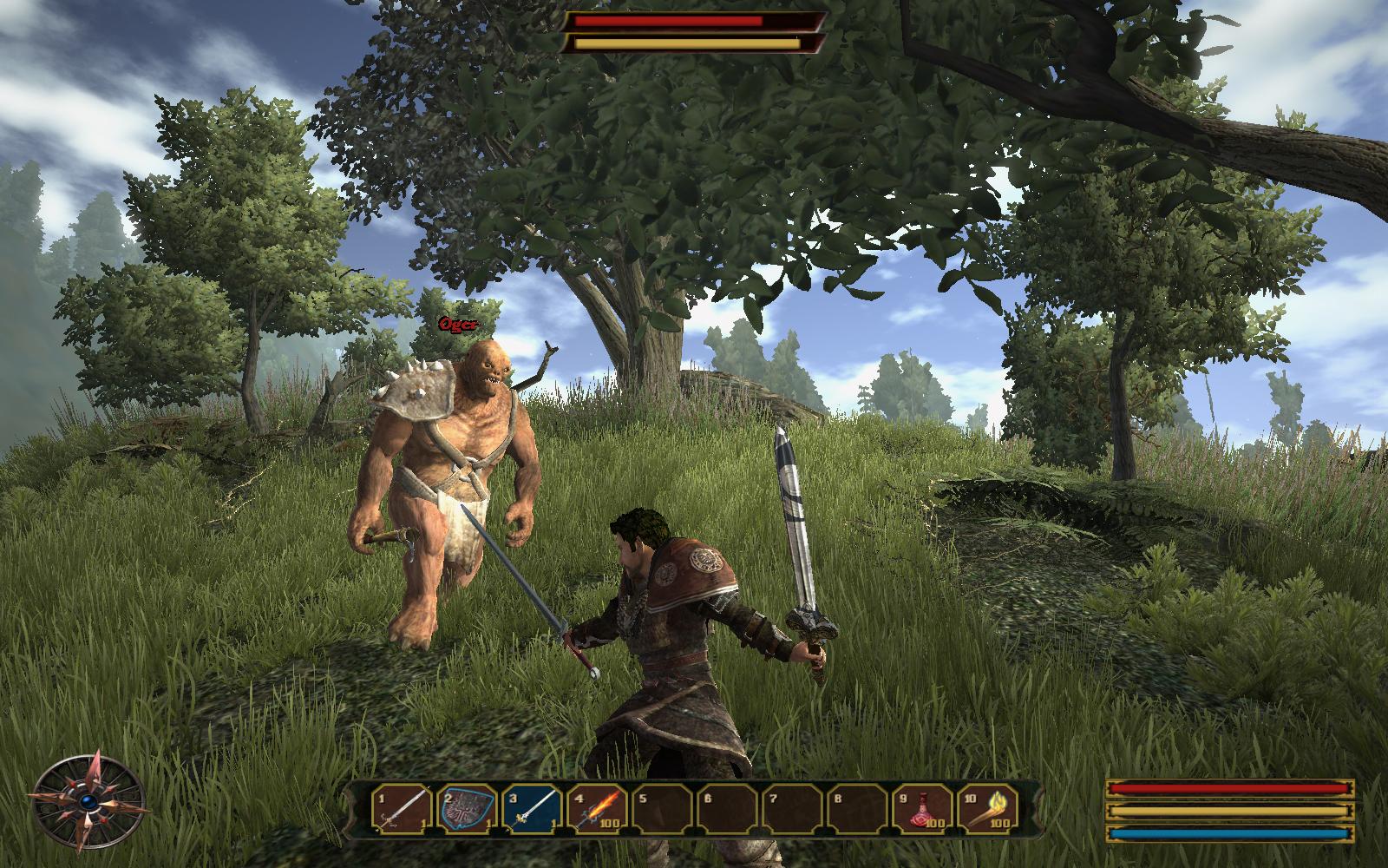 Прохождение игры готика 3