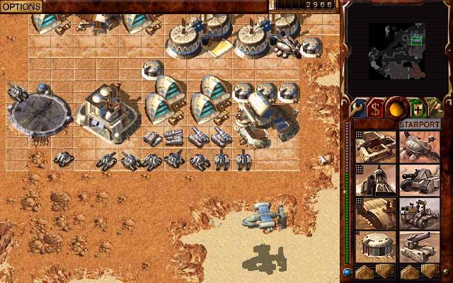 Duna 2000 игра скачать для компьютера - фото 5