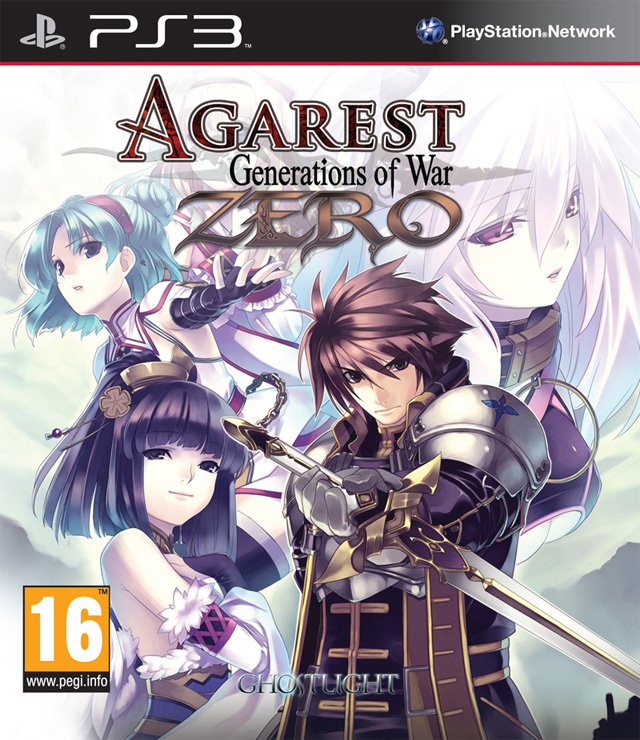 agarest generations of war walkthrough