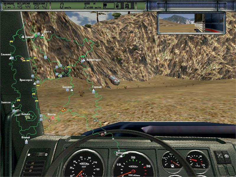 Ретро-обзор. «дальнобойщики 2» (2001) — ретро — статьи — игромания.