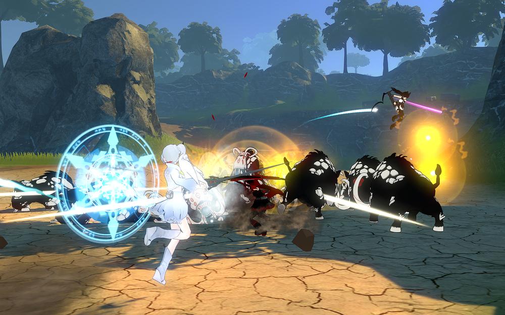 Скачать Игру Через Торрент Rwby Grimm Eclipse - фото 5