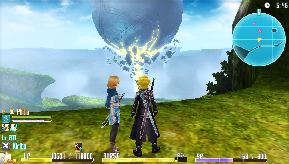 Игра Скачать Sword Art Online - фото 4